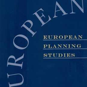 Dominic Stead nominated to editorial board of 'European Planning Studies'
