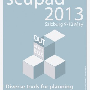 Save the date for SCUPAD 2013