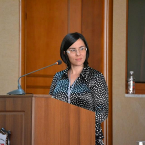 Dorina Pojani guest speaker at 1st Conference on Urban Mobility and Management in Albania