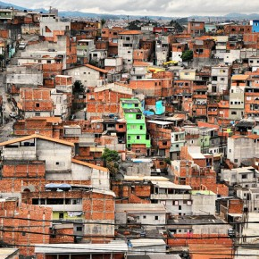 Paper on informal urbanisation published in Third World Quarterly