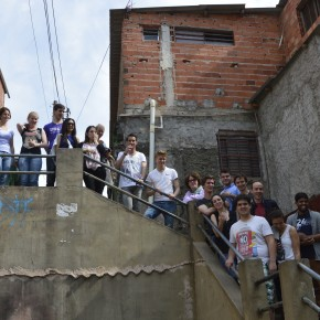 Course Smart Infrastructures and Mobility takes 18 students to Sao Paulo