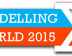 "Invited speaker at ""Modelling World 2015"""