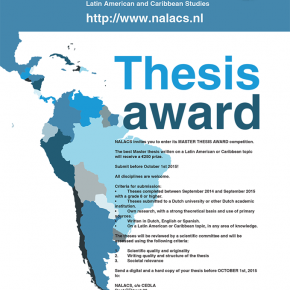 NALACS THESIS AWARD 2014-2015