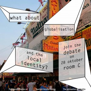 Upcoming event: Globalisation and local identity