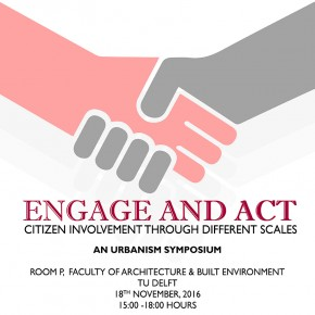 Engage and act- a symposium on citizen involvement