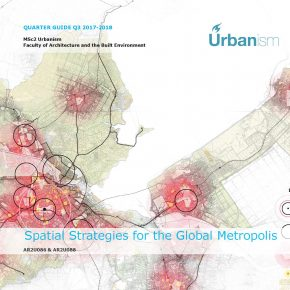 SPS in charge of Quarter 3 of the Urbanism Masters Track: Booklet published