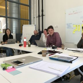 SPS research strategy meeting held on 12 June 2018