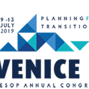 Ceren Sezer is co-chair of AESOP 2019 Congress - Track15: Tourism, public space and urban culture