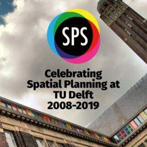 Book Celebrating Spatial Planning at TU Delft