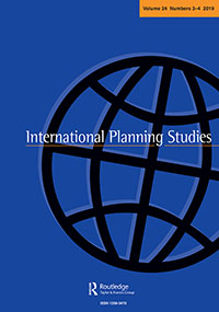 Recent Publication in International Planning Studies