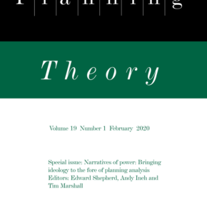 "New Review ""The Poverty of Territorialism"" by Andreas Faludi"