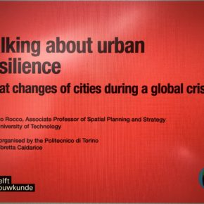 Talking about Urban Resilience: What changes for cities? A call for reframing resilience in planning