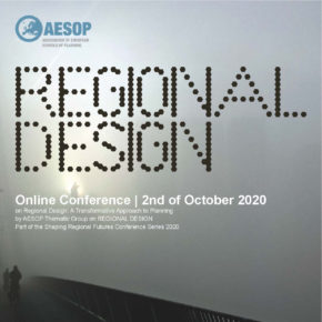 Call for abstracts + conference on regional design