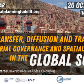 Video: Policy transfer, diffusion and translation in territorial governance and spatial planning in the Global South