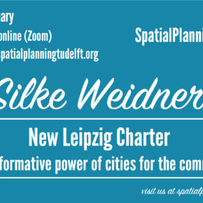(Online) SPS Seminar with Silke Weidner on the New Leipzig Charter - 4 February 2020, 12:30 CET