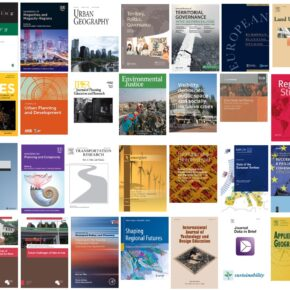 Spatial Planning & Strategy publications in 2020
