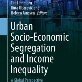 Recently published book chapter about socio-spatial segregation in Lima by Ana Maria Fernandez Maldonado
