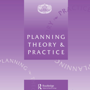 Regional planning cultures: New open access article in Planning Theory & Practice, by Eva Purkarthofer