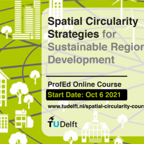 Course Spatial Circularity Strategies for Sustainable Regional Development