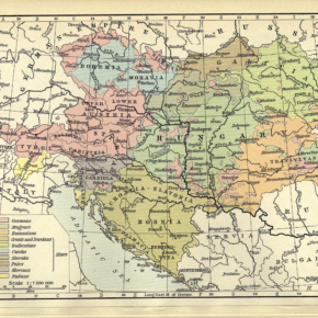 A 'Prison of Nations'?, a text by Andreas Faludi
